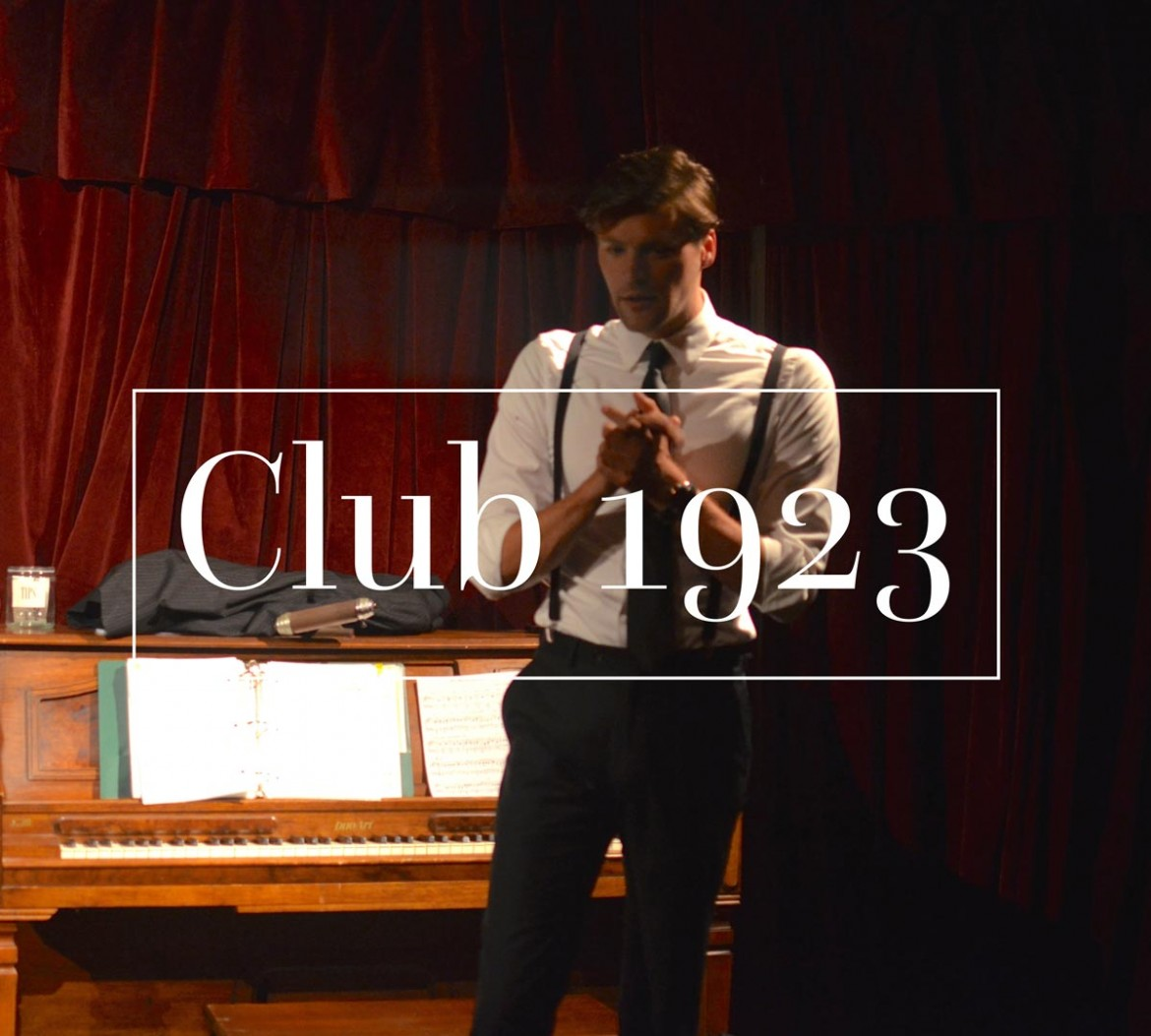 """Kevin Blake Announces new Residency at infamous speakeasy """"Club 1923"""""""