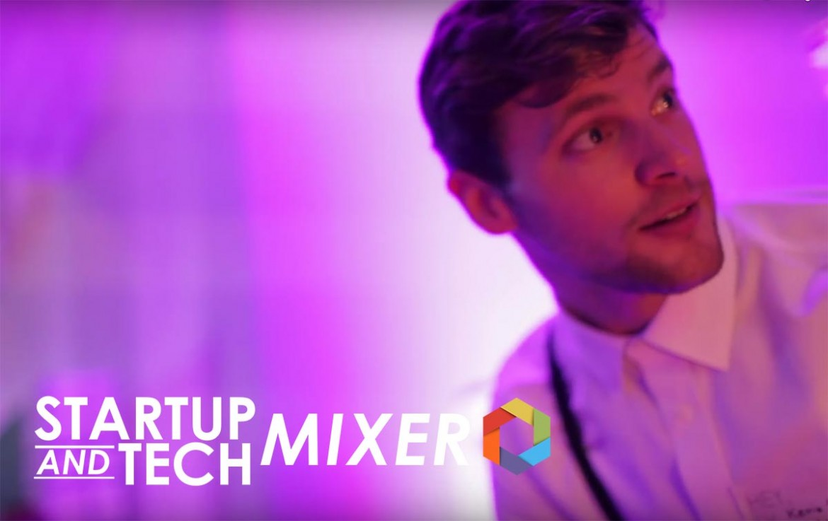 Kevin Blake Featured Guest at Startup & Tech Mixer