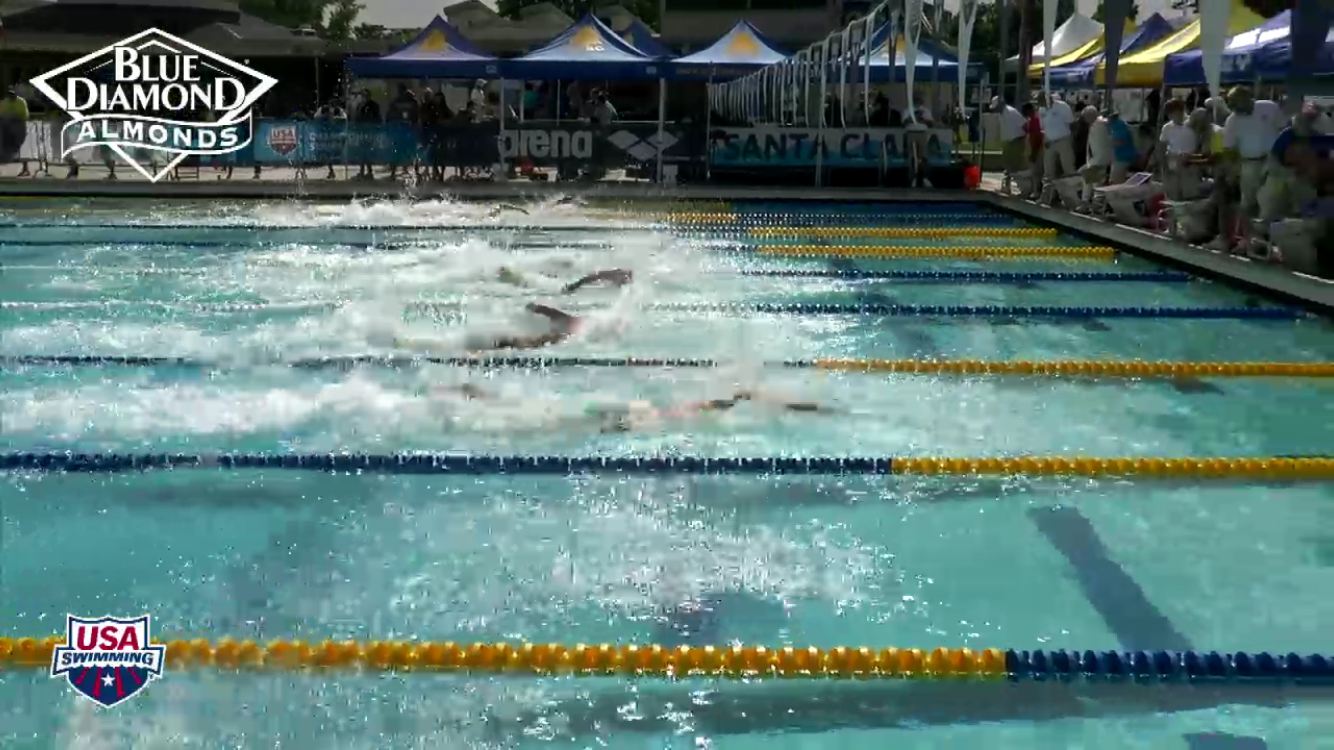 BOOM! Qualified for Olympic Trials!